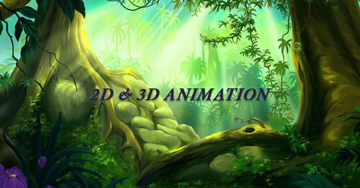11 Steps Involved In 2D And 3D Animation