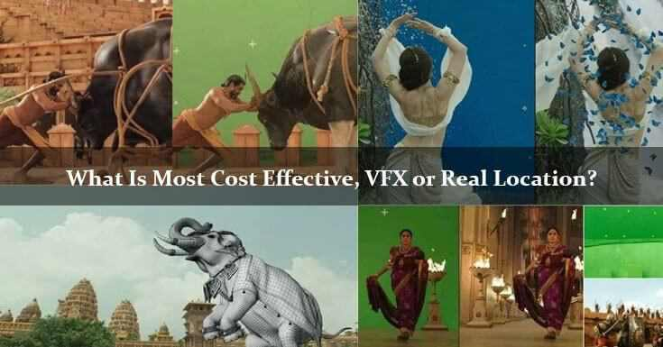 What Is Most Cost Effective, VFX or Real Location?