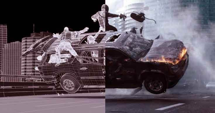 Visual Effects (VFX) Vs. Special Effects (SFX)