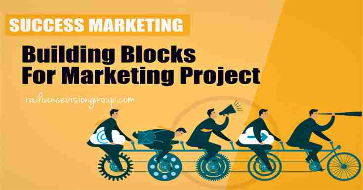 Building Blocks for a Marketing Project
