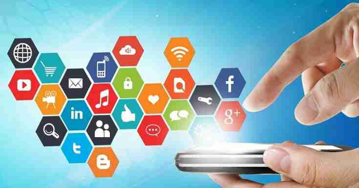 Digital marketing trends through cell phones