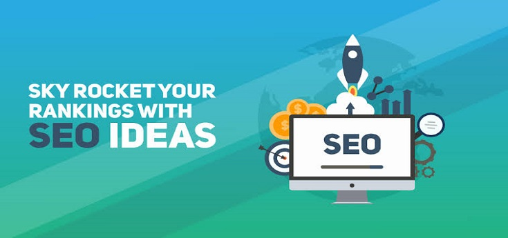 HOW SEO CAN SKY ROCKET YOU IN  THE MARKET