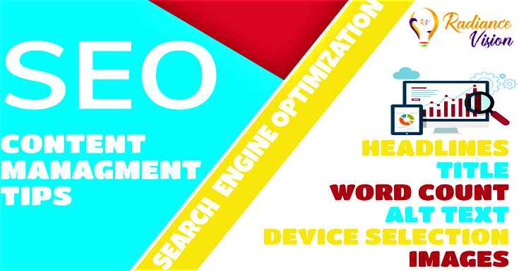Content Management Tips in SEO
