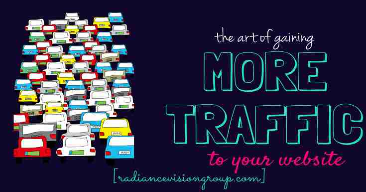 The Art of Gaining More Traffic to Your Website