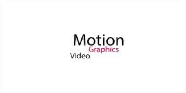 Kinetic Text Animation About Motion Graphics Video Making