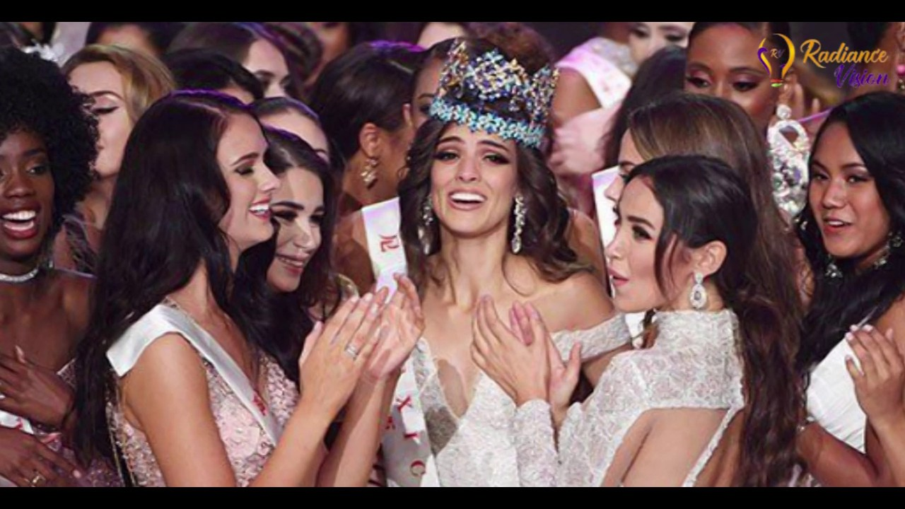 Miss World 2018 |Vanessa Ponce de Leon |Mexico