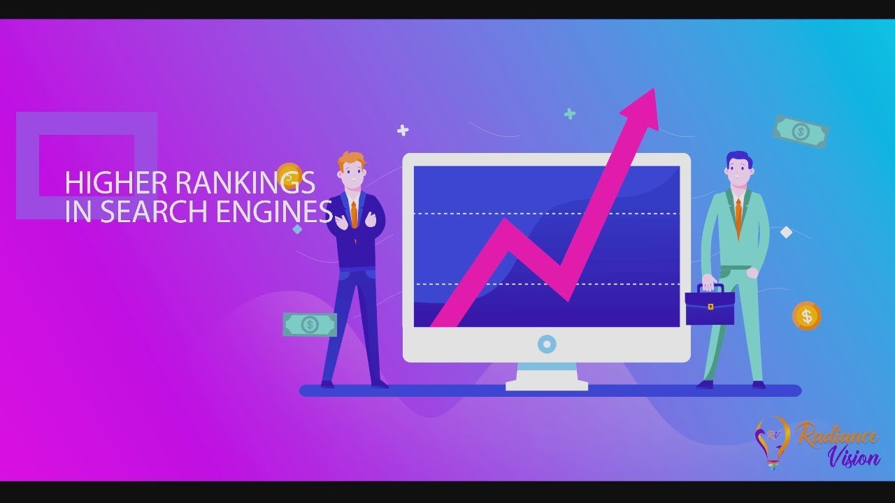 Our Business explainer video style