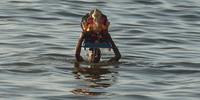 Anant Chaturdashi | visarjan of Lord Ganesh