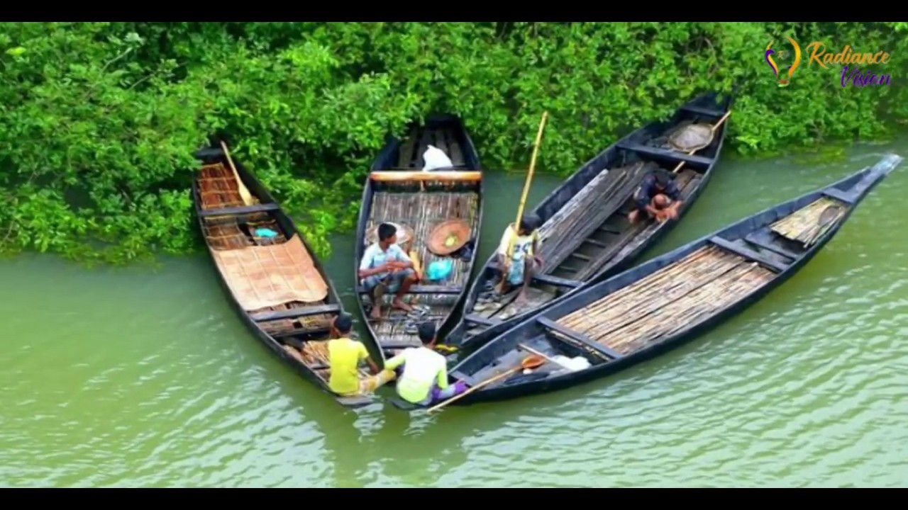 Bangladesh |Bangladesh Bank of Rivers & Natural Beauties