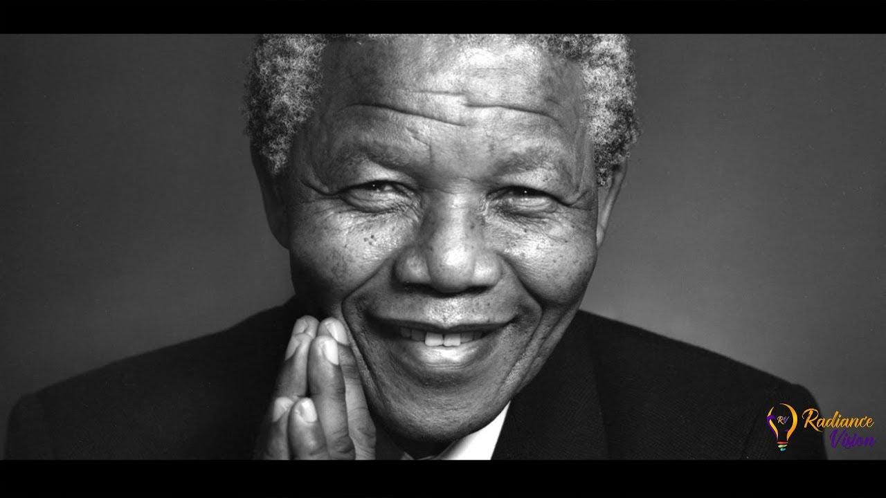 A Third Non-Indian- Nelson Mandela - Receiving Bharat Ratna