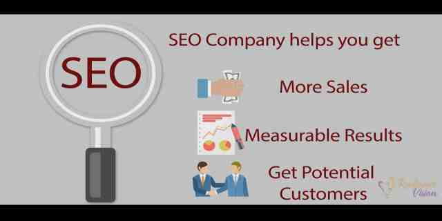 Search Engine Optimization (SEO) Services Offered At RVG