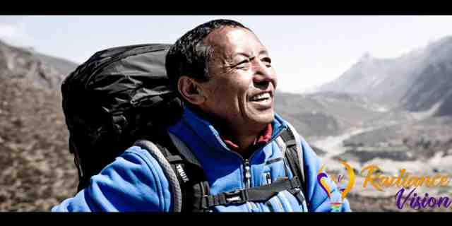 Apa Sherpa Mountaineer (Nepal) Set New World Record On Everest