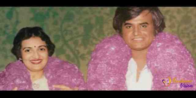 Superstar Rajnikanth's Real Life Love Story