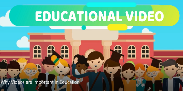Why Videos are Important in Education | Video Production Company