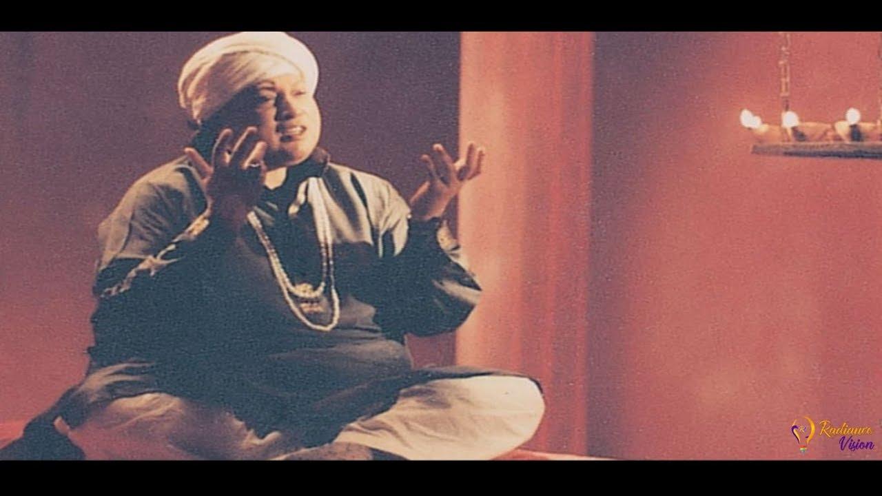 """Tribute to """"Qawwali Legend"""" Late Nusrat Fateh Khan Ji on Birthday"""