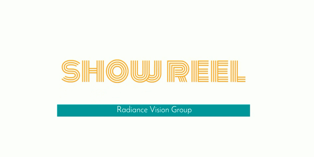 Radiance Vision group Show Reel | Corporate Films | Animation