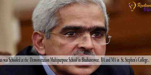 Shaktikanta Das | 25th governor of the Reserve Bank of India(RBI)