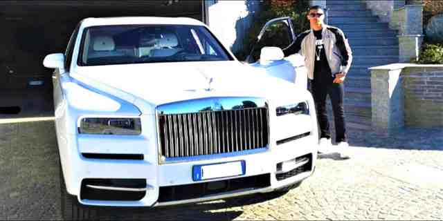 Cristiano Ronaldo | Car Collection | Video Production Services
