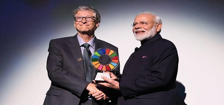 Narendra Modi Award's | P.M.Narendra Modi