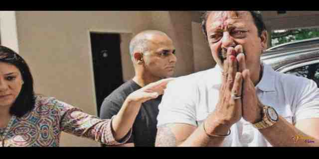 sanju sanjay dutt post credit scene