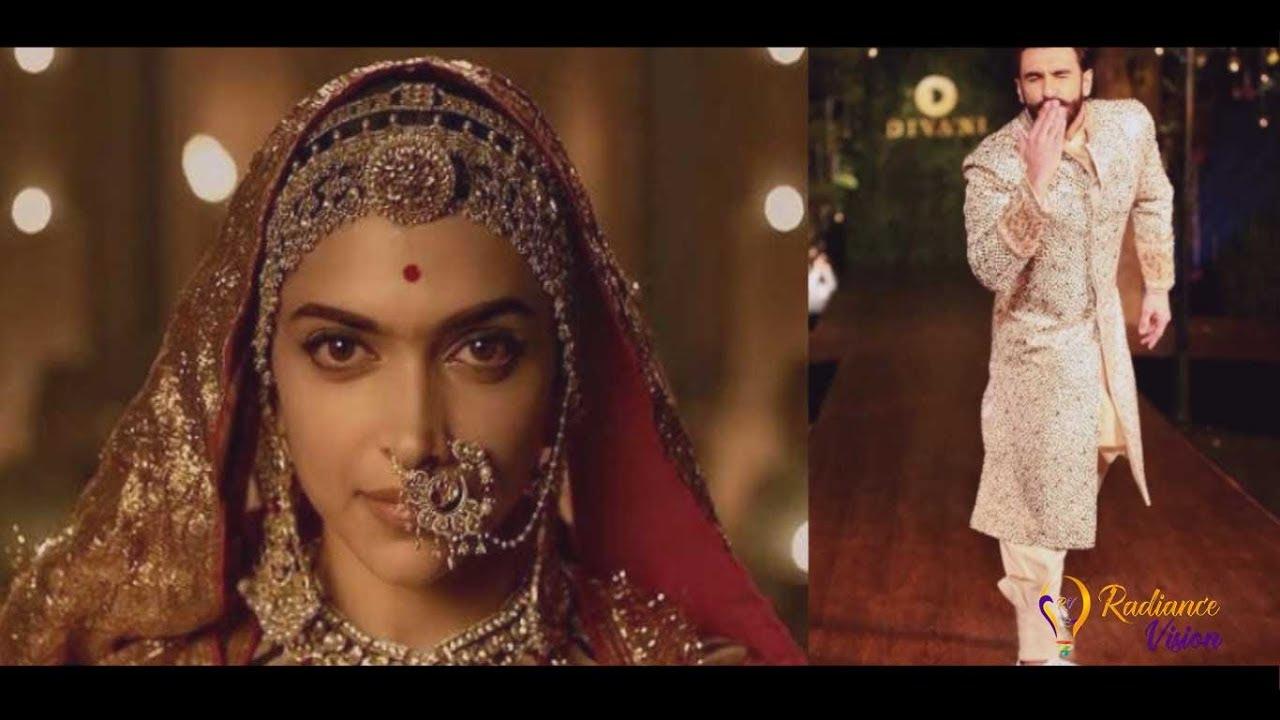 Date disclosed: Deepika Padukone and Ranveer Singh wedding bells