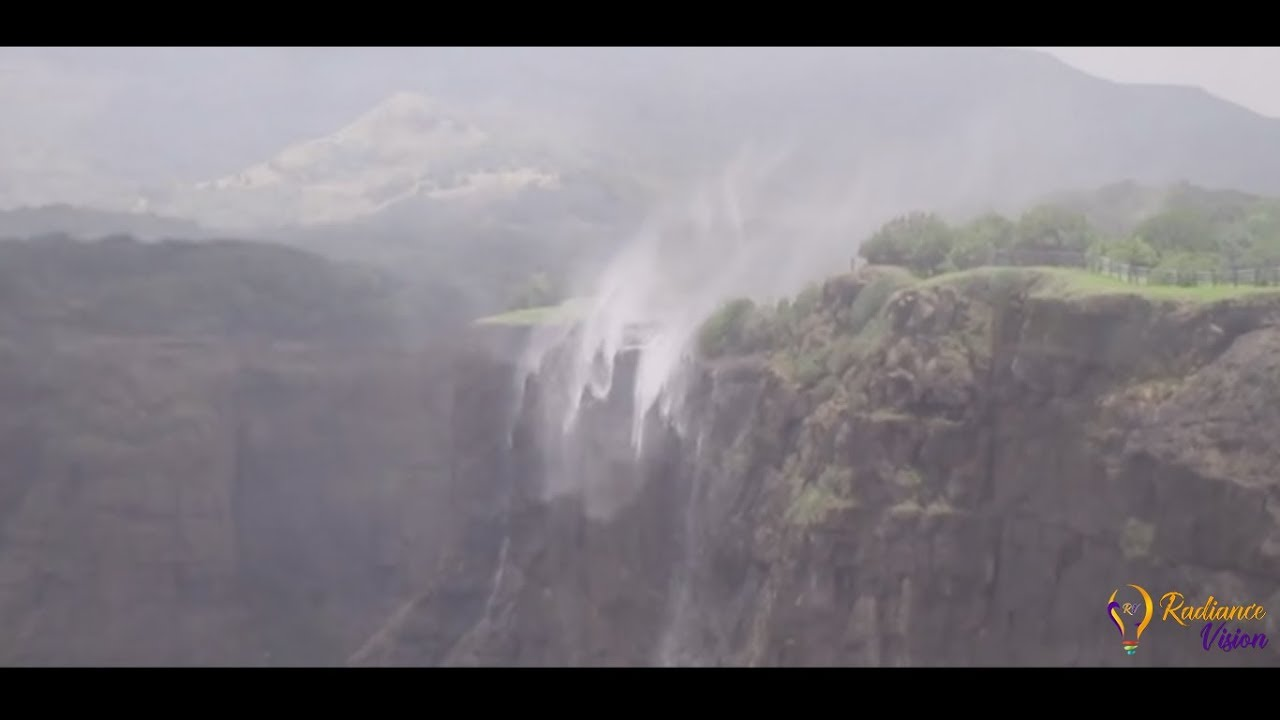Reverse Gravity Place in India- Incredible Waterfall